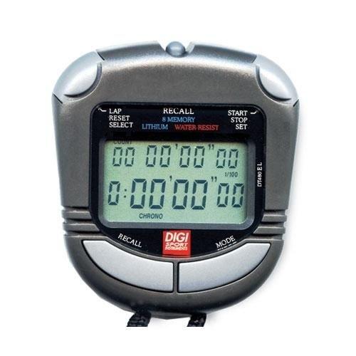 DIGI Stoppuhr PC-73 EL (50 Memory),