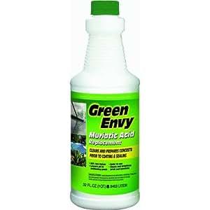 Green Envy Muriatic Acid Green Envy Muratic Acid Garden Outdoors