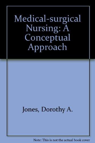 Medical-surgical nursing: A conceptual approach PDF