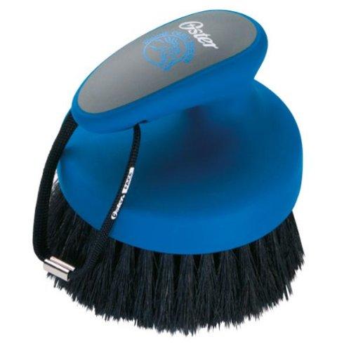 Oster equine care series face finishing brush medium - Natural horse hair interior upholstery brush ...