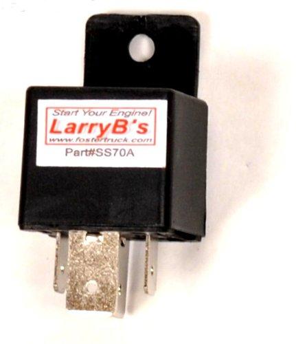 Larryb'S Ss70A Dodge Diesel 12 Valve, Fuel Shutdown Solenoid Relay
