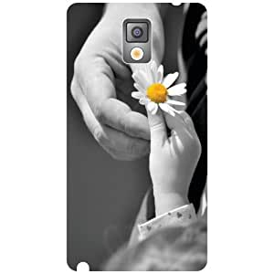 Samsung Galaxy Note 3 N9000 Love Dose Matte Finish Phone Cover