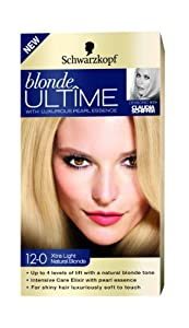 Schwarzkopf Blonde Ultime Xtra Light, Natural Blonde Number 12-0