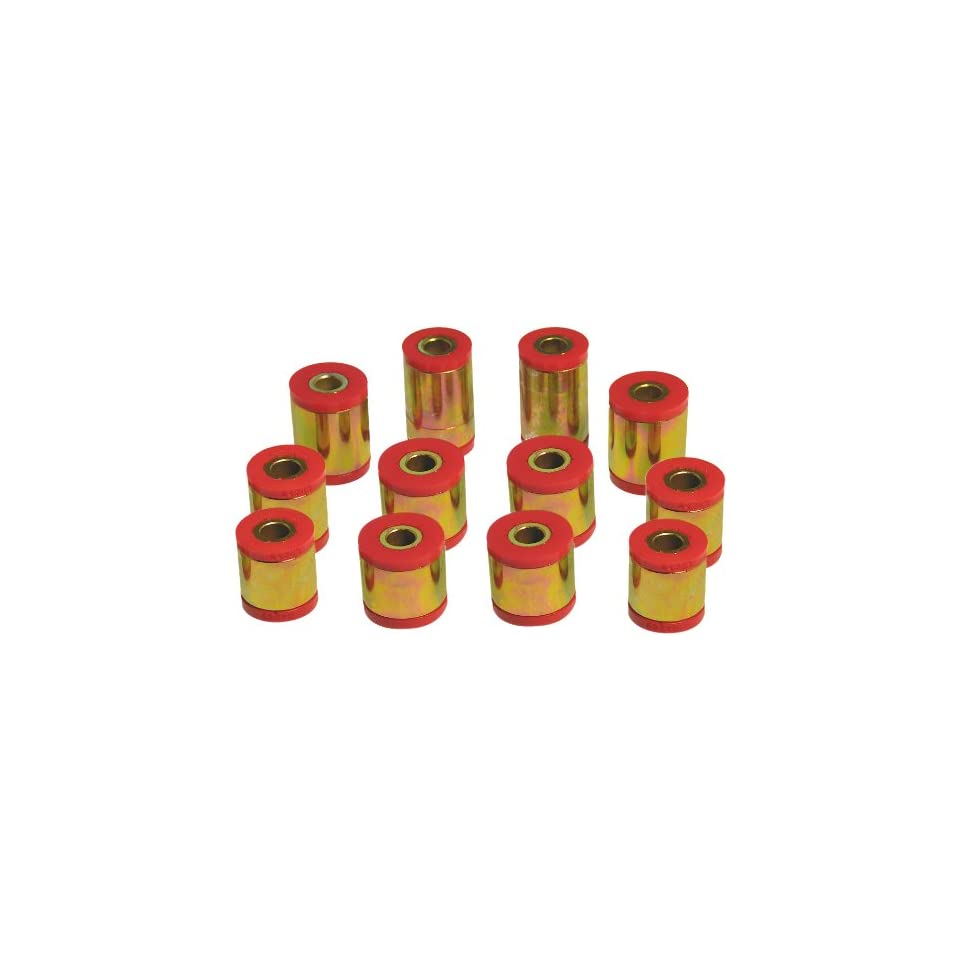 Prothane 6 307 Red Rear Control Arm Bushing Kit