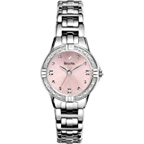 Bulova 96R171 Ladies Diamonds Watch