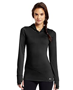 Under Armour Ladies ColdGear® Infrared EVO Hoodie by Under Armour