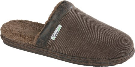 Cheap Tempur-Pedic Men's Corduroy Scuff Slippers (B007M2HWFA)