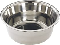 Ethical 1/2-Pint Mirror Finish Stainless Dish