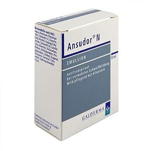 ANSUDOR N Emulsion 50ml GALDERMA/FREIBURG 4001048