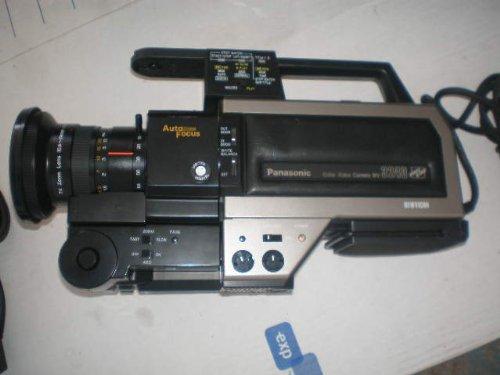 Panasonic WV-3240 Pro Line w/ AG-2400 VHS Portable Recorder Unit (Panasonic Vhs Camcorder compare prices)