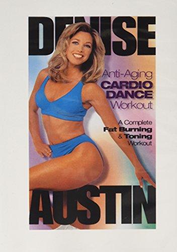 DVD : Anti-aging Cardio Dance Workout
