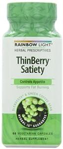 Rainbow Light Thinberry Satiety, 60-Count