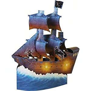 Click to buy Pirate Birthday Party Ideas: Dead Man's Chest Party Centerpiece from Amazon!