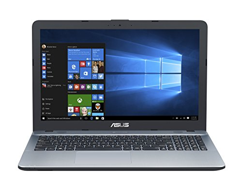"ASUS F541UA-XX054T-PC portatile 15.6 """", Intel Core i 5-6200U, 4 GB di RAM, HDD 500 GB, Intel HD Graphics 520, Windows 10, argento pendenza"