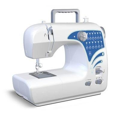 Michley Ss-602 Electric Sewing Machine 12 Built-in Stitch Patterns