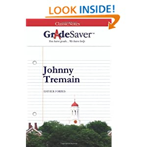 johnny tremain essay what does johnny s mastery of riding goblin show