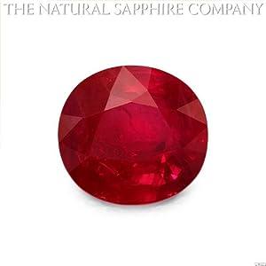 Natural Untreated Ruby, 5.10ct. (U4021)