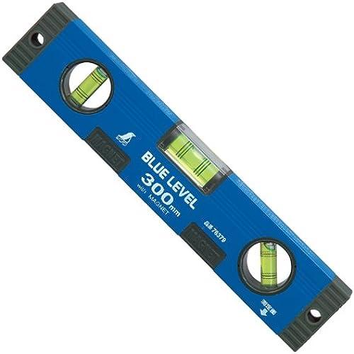 Sinwa 측정 블루 레벨 마그넷부 300mm 76379-76379