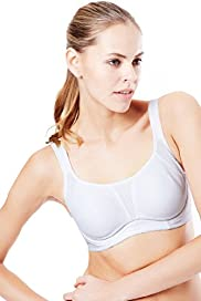 High Impact Flexible Underwired Sports A-G Bra