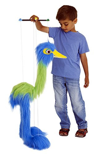 The-Puppet-Company-Marionette-Giant-Birds-Blue-Bird