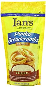 Ian's Original Panko Breadcrumb, 9-Ounces (Pack of 12)