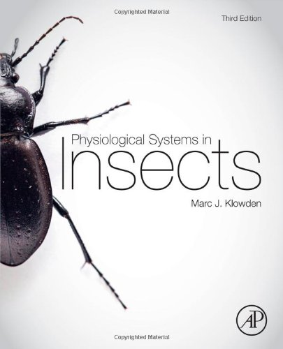 Physiological Systems In Insects, Third Edition