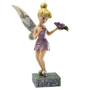 Disney Traditions Fée Clochette Février Figurine (Import Grande Bretagne) 41PnrIbboHL._SL500_AA300_