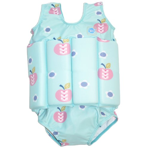Splash About Collections Float Suit (Apple Daisy, 1-2 Years (Chest: 51Cm | Length: 37Cm)) front-245700