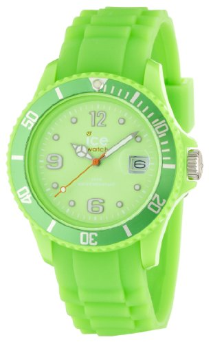 Ice-Watch Sili Forever Green Unisex Silicone Watch SI.GN.U.S