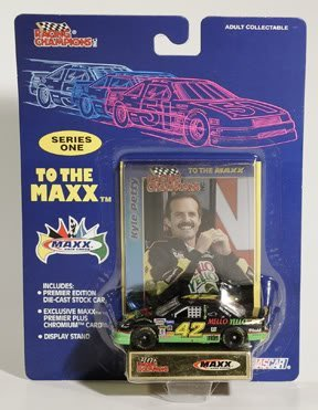 Racing Champions Kyle Petty 42 To The Maxx Series 1 1/64 by Nascar - 1