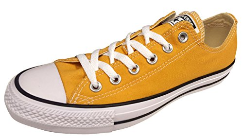 CONVERSE ALL STAR CHUCK TAYLOR SOLAR ORANGE 151178F SHOES MEN 7/WOMEN 9