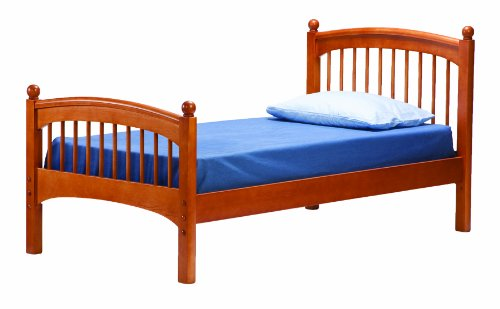 Bolton Windsor Bed, Twin, Honey Finish