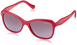 Vogue Gradient Butterfly Sunglasses (0VO2959S23098HMedium) (Cyclamen)