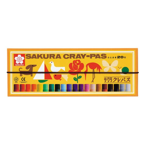Sakura Cray-Pas 20 colors LP20R