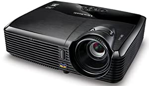 ViewSonic PJD5523w WXGA DLP Projector - 720p, HDMI, 2700 Lumens, 3000:1 DCR, 120Hz/3D Ready, Speaker (Old Version)