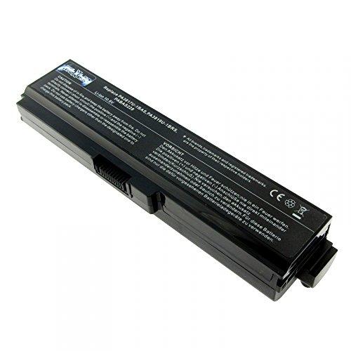 Batterie Haute Capacité, Li-Ion, 10.8V, 8800mAh, noir pour Toshiba Satellite A660-12Q