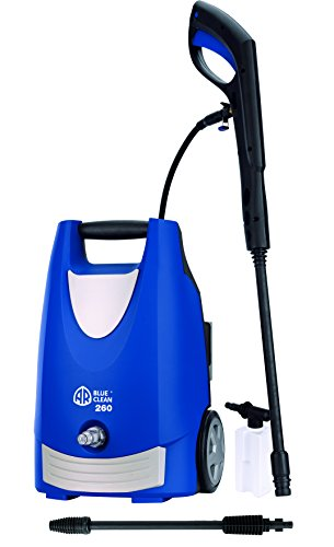 AR Blue Clean AR260SD 1700 PSI Scratch and Dent Model Cold Water Electric Pressure Washer (Blackmax Electric Pressure Washer compare prices)