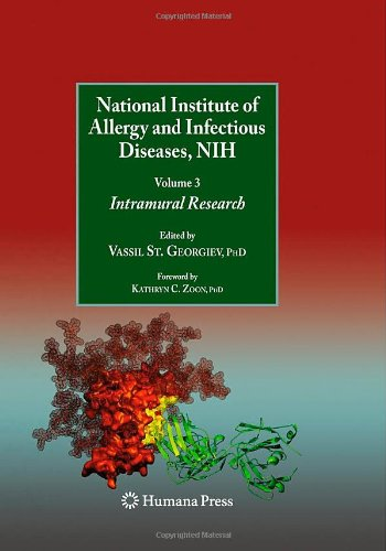 National Institute Of Allergy And Infectious Diseases, Nih: Volume 3: Intramural Research