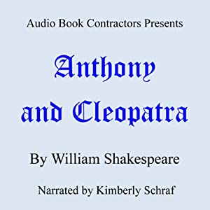 Antony and Cleopatra | [William Shakespeare]