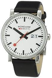 Mondaine Gents Analogue Strap Watch