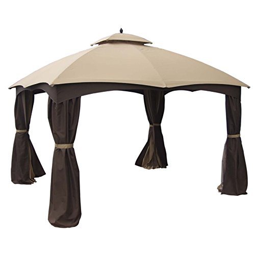 Replacement Canopy Top For The Lowe S 10 X 12 Gazebo