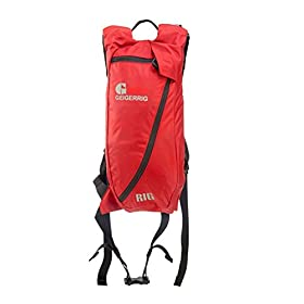 Geigerrig The Rig Hydration Pack (Red)