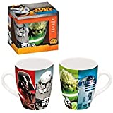 Coffret Mug Cacao Porcelaine STAR WARS