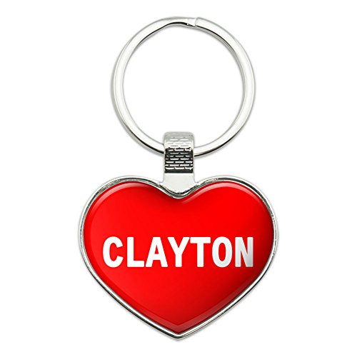 graphics-and-more-metal-keychain-key-chain-ring-i-love-heart-names-male-c-cayd-clayton