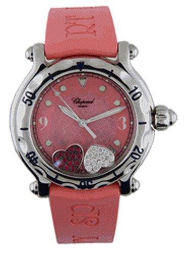 Chopard Women's Happy Sport Diamond Watch #28/8950 - Buy Chopard Women's Happy Sport Diamond Watch #28/8950 - Purchase Chopard Women's Happy Sport Diamond Watch #28/8950 (Chopard, Jewelry, Categories, Watches, Women's Watches, By Movement, Swiss Quartz)