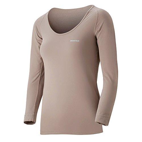 モンベル ジオラインL.W.Uネックシャツ Women