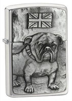 british-bulldog-emblem-lighter