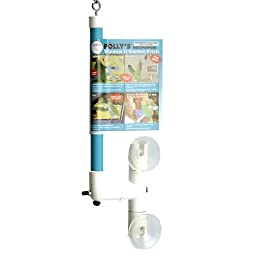 Polly\'s Window and Shower Bird Perch, Small