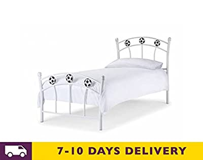 Julian Bowen 3ft Soccer Metal Bed