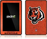 NFL | Cincinnati Bengals - Alternate Distressed | Skinit Skin for Amazon Kindle Fire at Amazon.com
